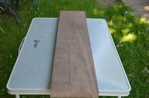 Hardwood Off Cut - AMERICAN BLACK WALNUT Aprx 800x175x31