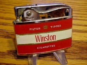 Beautiful Vintage ~ ZENITH ~ Winston Cigarettes Lighter