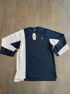 Nike Air Jordan 85-05 20th Anniversary Long Sleeve Pullover Men's Size Large NWT