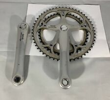 Sachs New Success Road Double Crankset 170 mm 53T X 42T Campagnolo Rings