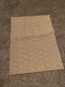 "Versa-Pak 27""x20"" 18 Sheets Crepe Paper Cushioning Shipping Bubble Wrap Recycled"