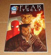Fear Itself #1 Fantastic Four 50th Anniversary Variant Edition 1st Print