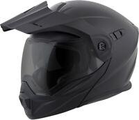 Scorpion EXO-AT950 Modular Solid Helmet Matte Black