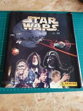 Star Wars panini album 1997 *complete* with wall poster *complete*
