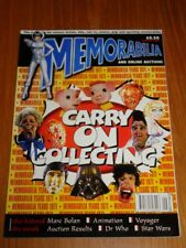 MEMORABILIA & ONLINE AUCTIONS #5 SEPT 2000 CARRY ON COLLECTING UK MAGAZINE =