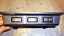 99-05 LEXUS IS200 HEATED SEATS TRC AND SNOW CONTROL SWITCHES BUTTONS