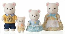 New Calico Critters doll polar bear family FS-19 Japan