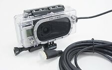 RageCams Underwater Housing 25ft HDMI Live Feed For Gopro HD Hero3+Hero4 Camera