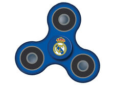 REAL MADRID SOCCER OFFICIALLY LICENSED FIDGET SPINNER  *SAFETY CERTIFIED TESTED*