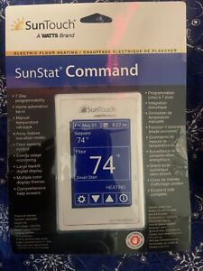 SunTouch Sunstat Command 7-Day Programmable Thermostat 81019086
