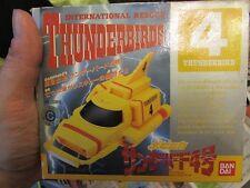 Japan Thunderbirds Thunderbird 4 Alloy Metal Model Toy 1993