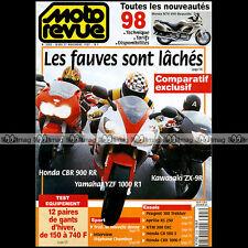MOTO REVUE N°3305 APRILIA RS 250 KTM 300 EXC HONDA CBR 900 RR KAWASAKI ZX-9R '97