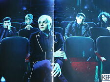 MY CHEMICAL ROMANCE - MAGAZINE CENTRESPREAD POSTER (REF CC10)