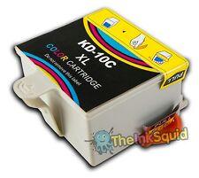1 Colour Compatible Ink Cartridge for Kodak Easyshare/ESP Printers Replaces K10C