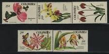 Butterflies MNH by Colombia Scott 768-69,C 489-91