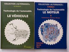 2 LIVRES COLLECTION ALTERNANCE / G. MAILLARD  / DÉDICACÉ  / 1981-1982