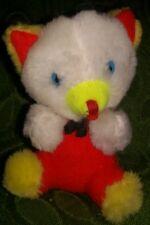 ORSETTO PELUCHE - Bear Plush Figure Trudi Trudini Disney Dog Ladybug Cat Leon