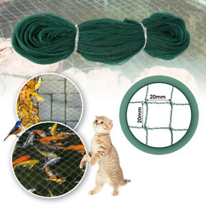 Teichnetz Laubschutznetz Vogel und Teichschutznetz Reihernetz für Garten
