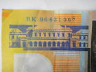 PRINT ERROR - Fifty Dollars $50 Australian Banknote -1996 -Normal Prefix R516b