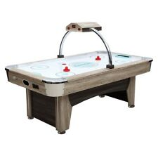 Harvil Beachcomber 7 Feet Indoor Air Hockey Table with Overhead Scorer