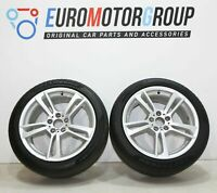 bmw Wheels Rims Alufelgen Disc M double spoke 369 8,5JX19 X3 F25 X4 F26 2 Stücke