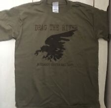 Vintage Alt C&W T-Shirt Cult Fave Drag The River 'Buzzards Gotta Eat Too' Ch38