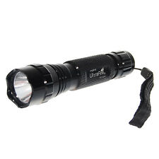 UltraFire New Wf-501b UV 3w Ultraviolet LED Flashlight Torch