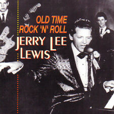 JERRY LEE LEWIS - Old Time Rock 'N' Roll - CD