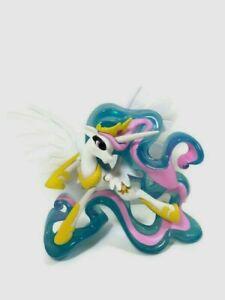 "Princess Celestia Guardian Of Harmony My Little Pony 2015 Hasbro Vinyl Figure 8"""