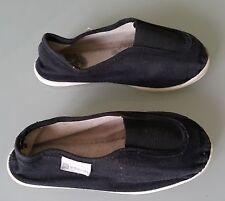 Chaussures CHAUSSONS Rythmiques Gymnastique Danse Taille 27 Domyos Bon Etat