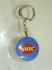 Porte clé  BOURBON  Biscuits UNIC   Keychain médaille inclusion alimentation