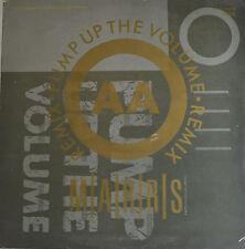 "MARRS - PUMP UP THE VOLUME (REMIX) 12"" MAXI LP (R100)"