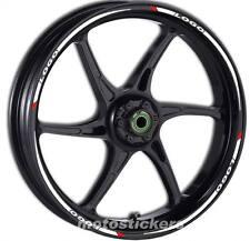 DUCATI Monster S4RS - Adesivi Cerchi – Kit ruote modello 4P