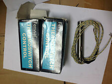 FENWAL Thermoswitch control 01-017002-301
