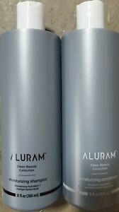 ALURAM Coconut Water Based Moisturizing Shampoo & Conditioner - Vegan 12 Oz DUO