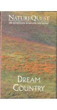 Dream Country ~ NatureQuest ~ Easy Listening ~ Environmental ~ Cass Album ~ Good