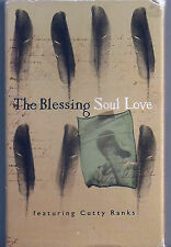 THE BLESSING SOUL LOVE CASSETTE  single feat. CUTTY RANKS Electronic Ragga Rock
