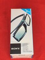 Sony New SONY TDG-BT500A 3D GlSony New SONY TDG-BT500A 3D Glasses Active Shutter