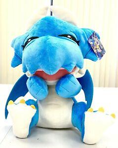 Dragalia Lost Nintendo Game Jumbo Plush Toy Doll Blue Dragon Snow Drake TA75100