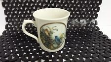Lenox Nature's Collage Mug Collection Indigo Evening Cup Limited Vintage
