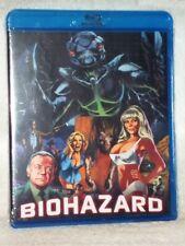 Biohazard (Blu-ray, 2019) NEW Aldo Ray Angelique Pettyjohn Carroll Borland