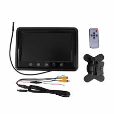 9 Inch HD Touchscreen Car Reverse LCD AV VGA TFT LED Monitor Color Camera  GA