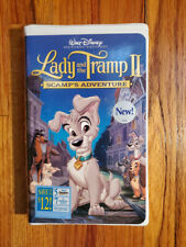 Limited Edition Lady And The Tramp Vhs Tapes For Sale Ebay