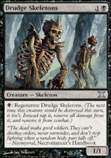 4x MTG: Drudge Skeletons - Black Uncommon - 10th Edition - 10E - Magic Card