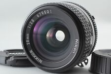 【Excellent+++】Nikon Nikkor 28mm f/2.8 Ai-S Lens NIKKOR From JAPAN **A157