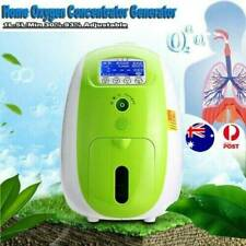 Portable 1-5L/min Full Intelligent 90% Oxygen Concentrator Generator Machine