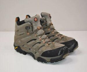 Merrell MOAB 2 Mid Goretex Ventilator Mens 10 Hiking Boots XCR Outdoor