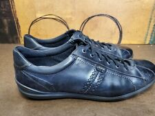 ECCO  Black Sz 13 (47 EU) Men Fashion Sneakers (b1