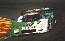 Decal Lancia LC2, Geest Team 1986, De Ceasaris, Giacomelli,  1:43