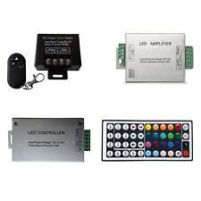 LED RGB CONTROLLER DIMMER EIN AUS SCHALTER DC12V 24V FUNK FERNBEDIENUNG STREIFEN